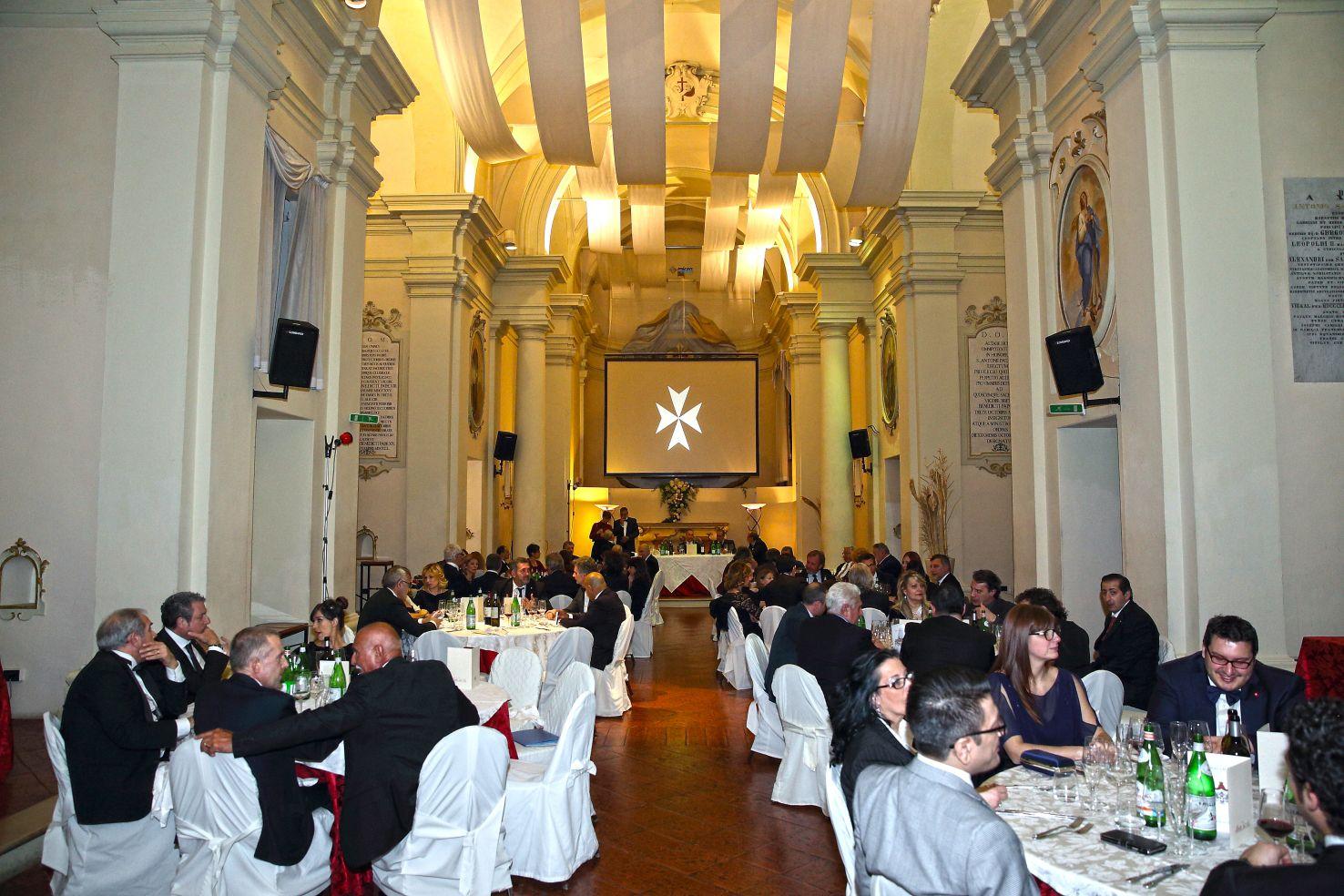 Conviviale Cavalleresco del 05 Marzo 2016 – Bologna