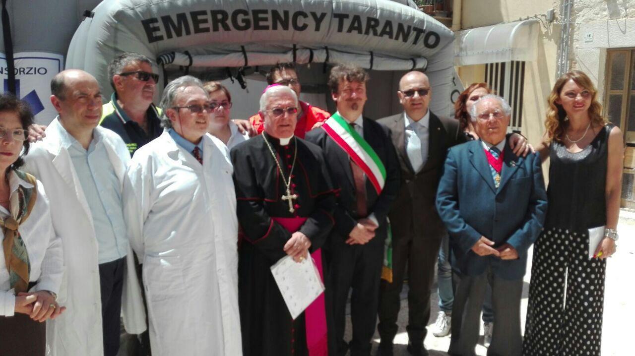 Novanta visite mediche gratuite grazie ai Cavalieri di Malta Osj