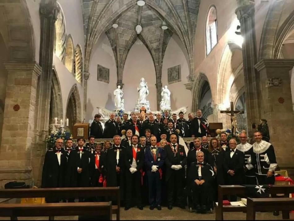 ALGHERO – CERIMONIA D'INVESTITURA – 22 SETTEMBRE 2018