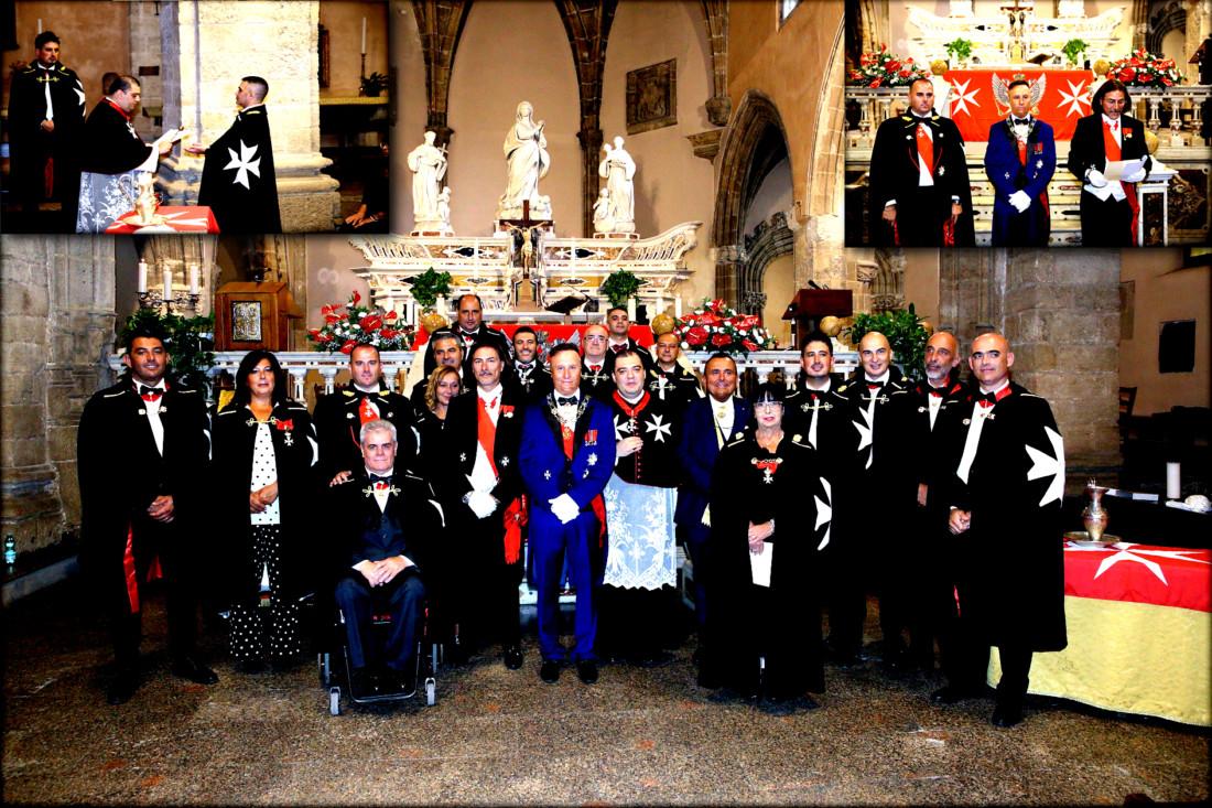 CONVIVIALE CAVALLERESCA ALGHERO – SETTEMBRE 2019