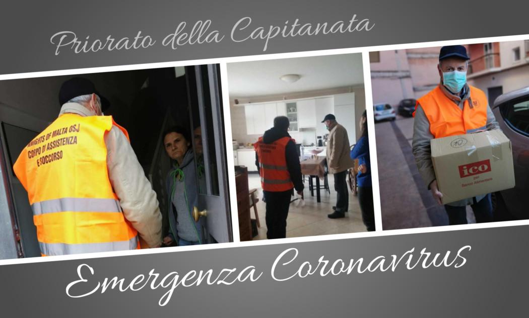 EMERGENZA CORONAVIRUS IN PUGLIA ZONA CAPITANATA