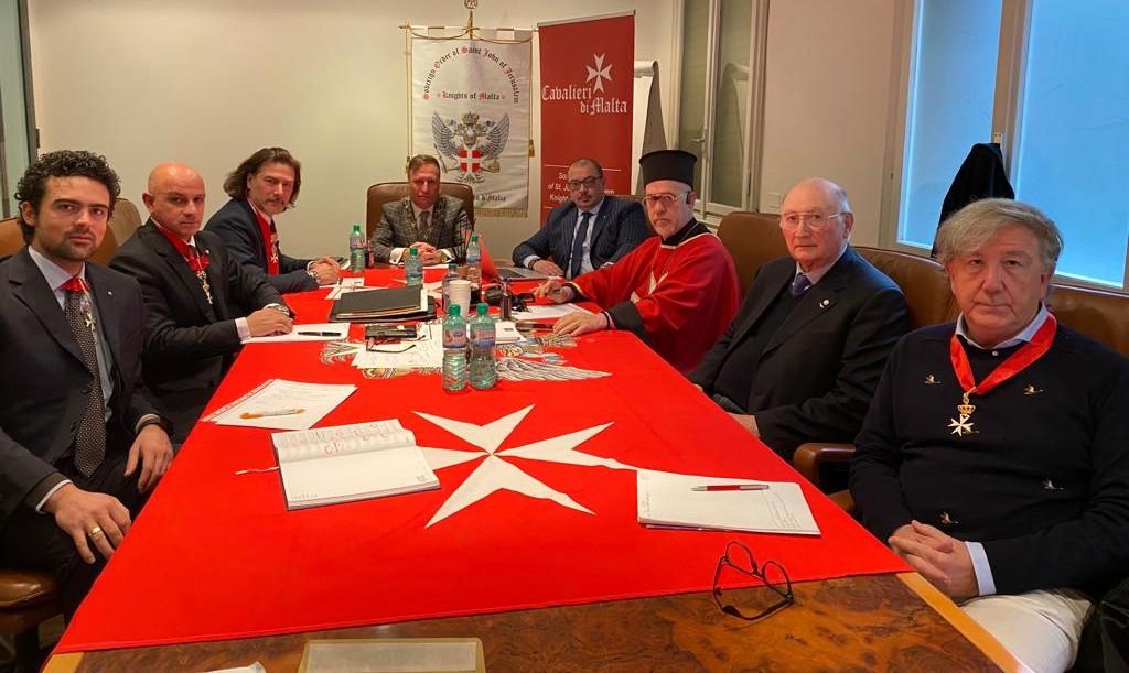 RIUNIONE PRIORATI D'ITALIA 2020
