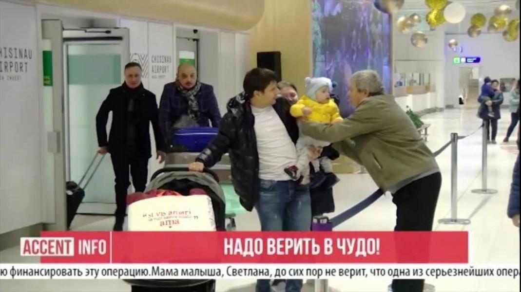 OPERAZIONE DI SOLIDARIETA' IN REPUBBLICA MOLDOVA